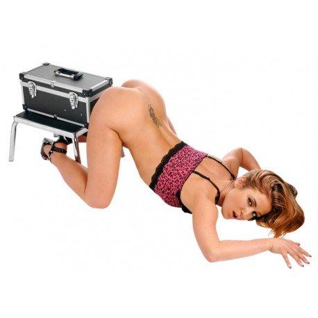 ToolBox Fucking Machine - Sex machine toolbox
