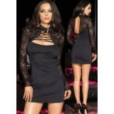 Clubwear/Party Dress - Wild Lace