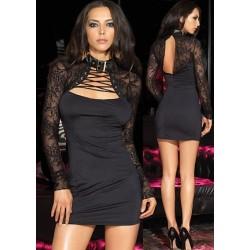 Clubwear/Party Dress - Wild Lace