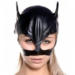 Cat Woman Pussy Mask!