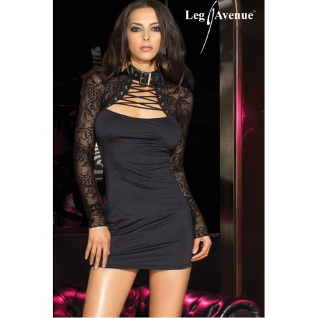 Evening Dress - Clubwear: Wild Lace