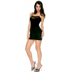 Clubwear - Party Dress - Simply Black