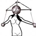 Steelhead full BDSM helmet - Ball of steel