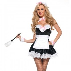 Classic Sexy Maid Costume