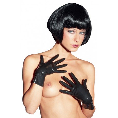 Latex gloves brilliant