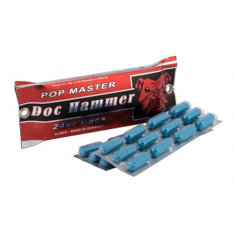 Doc Hammer Pop Master - N°1 German stimulant
