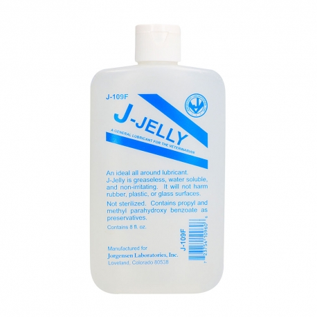 J-Jelly Flask Lubricant
