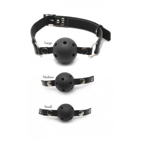 Kit Ball Gag - Gag: 3 different size