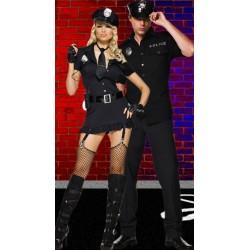 Sexy Policewoman Costume