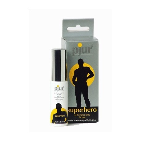Spray Pjur SuperHero