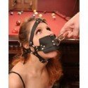 Ball Gag with hook on the front