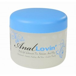 Lovin Anal: Anal Lubricant with Aloe Vera