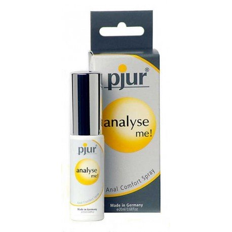 Pjur Analyse Me! - Anal Lubricant and Anesthetic