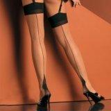 Transparent bottom seams suspenders