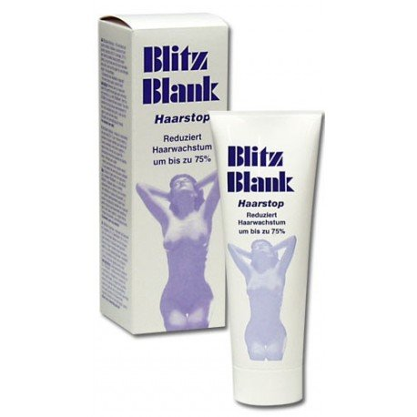 BLITZBLANK Haarstop - Slows hair growth
