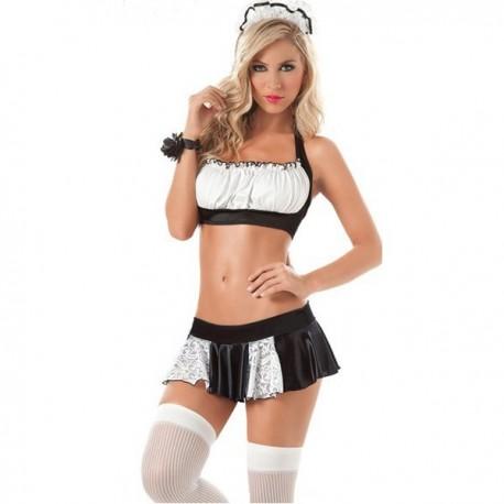 Costume sexy housekeeper