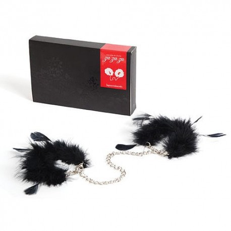 Jewellery eavesdroppers Za Za Zu Maribou - handcuffs