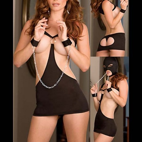 Baby Doll: The provocative! With accessories
