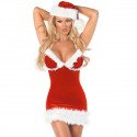 Mother Christmas costumes